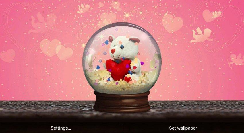 Love World Live Wallpaper Free 1