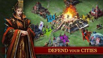 Evony: The King's Return Screenshot