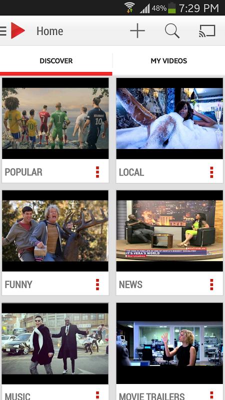 Tube Videos screenshot 2