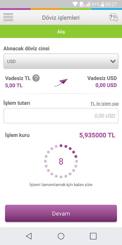 Enpara.com Cep Şubesi screenshot 1
