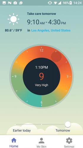 UVLens - UV Index Forecasts screenshot 5
