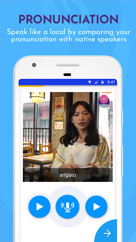 Learn Languages with Memrise screenshot 2