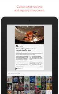 Flipboard: News For Any Topic screenshot 1