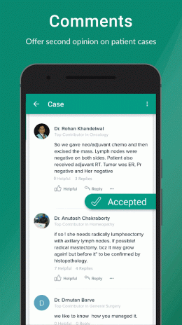 Curofy - Discuss Medical Cases 2.7.75 Descargar APK para Android ...