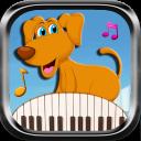 Sevimli Köpek Piyanosu