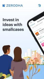 smallcases on Zerodha - Invest in portfolios screenshot 3
