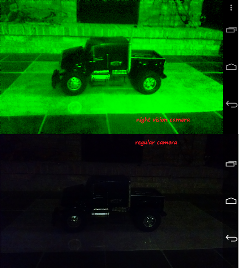 Night Vision Camera screenshot 1