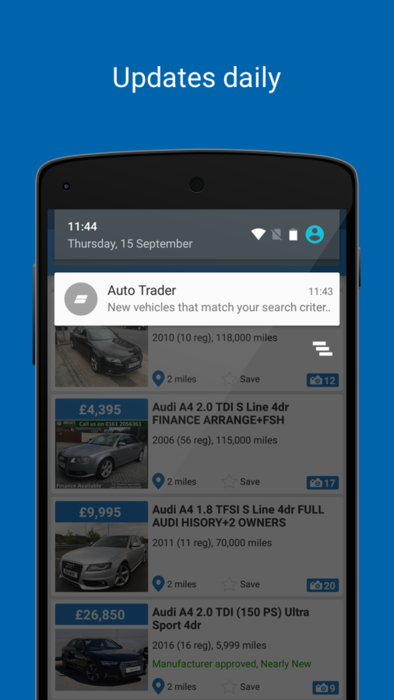 Auto Trader - Buy, sell and value new & used cars screenshot 2