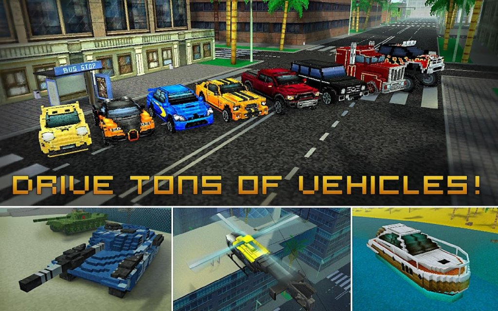 Block City Wars Download Apk For Android Aptoide