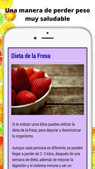 Dieta para Adelgazar con Fruta | Download APK for Android