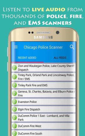 Chicago Police Scanner Radio 1 2 Download APK for Android