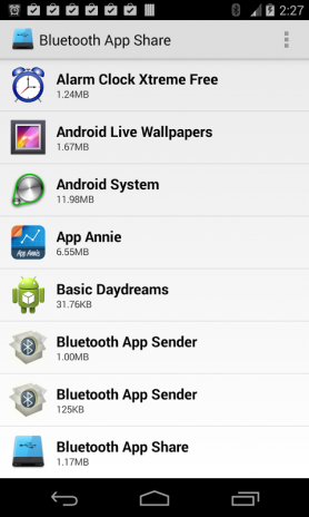Bluetooth application share 3 2 Download APK for Android - Aptoide