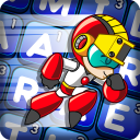 Mighty Alpha Droid - Action Word Game
