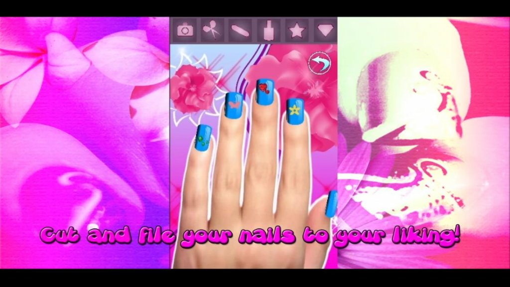 Princess Nails Salon Games | Download APK for Android - Aptoide