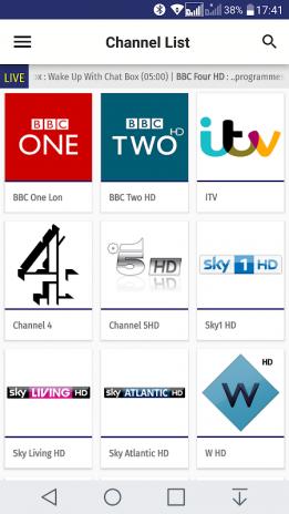 UK TV EPG Free 2 5 Download APK for Android - Aptoide