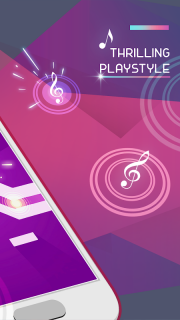 Dancing Ballz: Music Dance Line Tiles Game screenshot 2