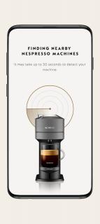 Nespresso screenshot 3