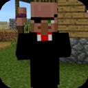 Mod Black Villager for MCPE