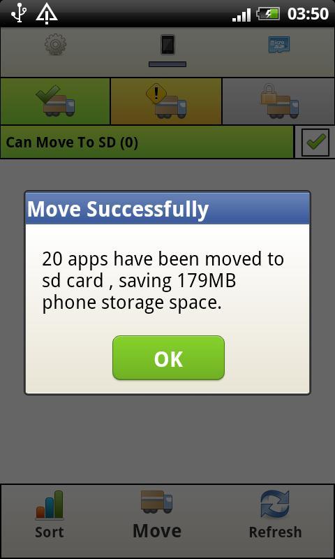APP2SD Easy - Clean & Optimize screenshot 2