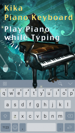 Piano Sound for Kika keyboard 5 0 Download APK for Android - Aptoide