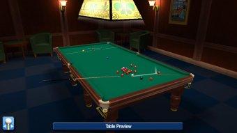Pro Snooker 2012 Screenshot