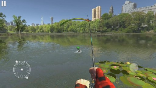 Ultimate Fishing Simulator screenshot 1