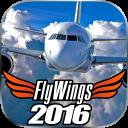 FlyWings 2016 Flight Simulator