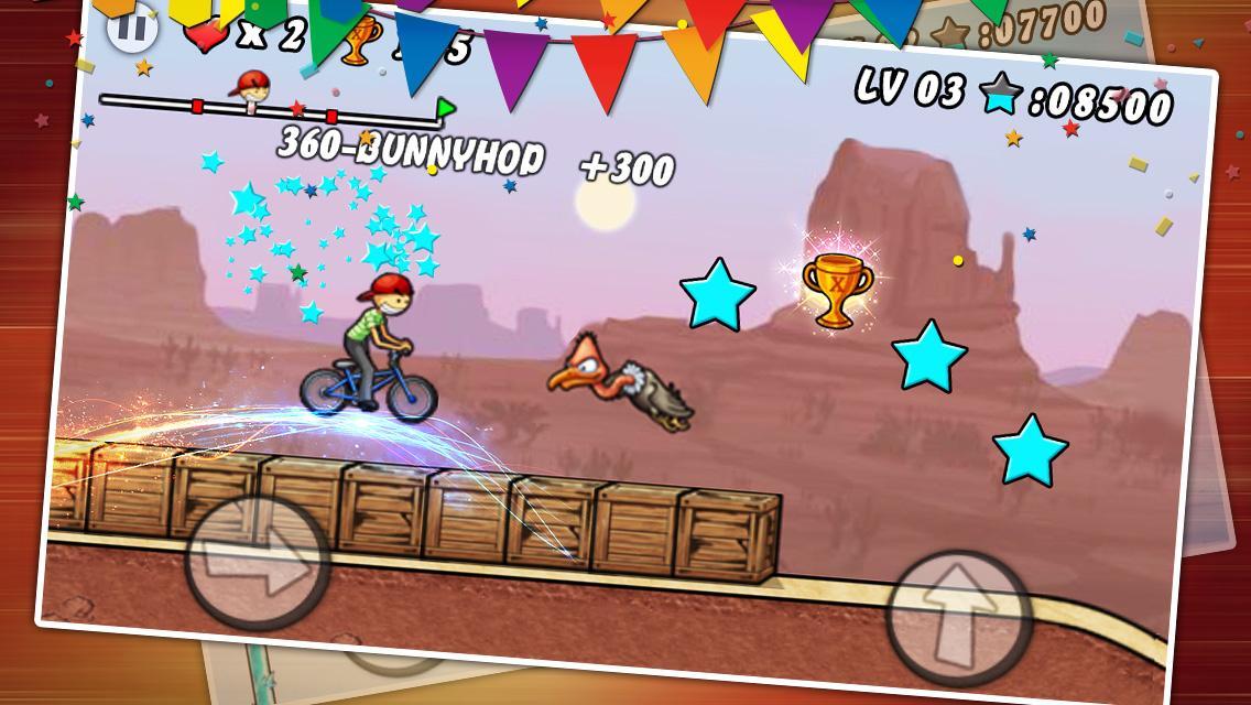 BMX Boy screenshot 5