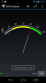 Wifi Analyzer screenshot 7