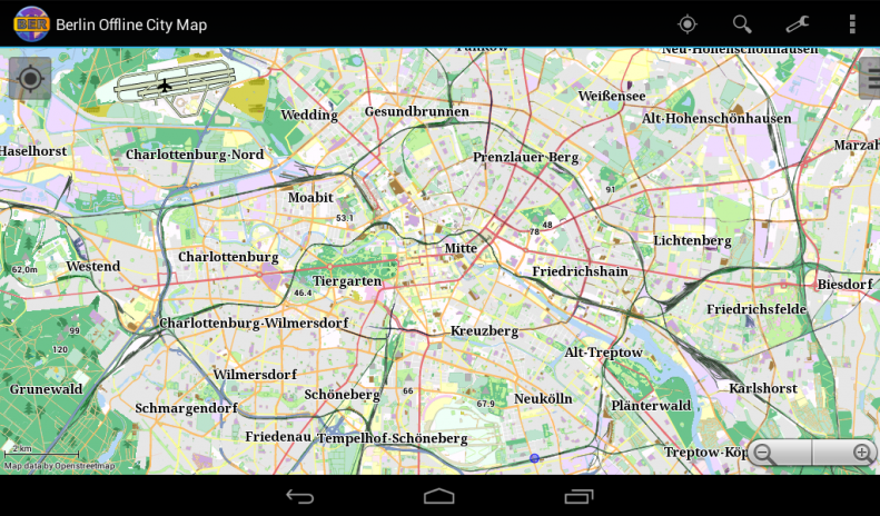 Depobytesofflineadtplanrlin 520 download apk for de topobyte apps offline stadtplan berlin screenshot 1 gumiabroncs Image collections