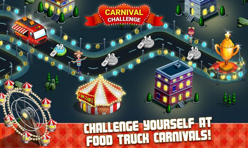 Food Truck Chef™: Cooking Game screenshot 2