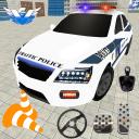 Police Car Parking: Free Simulator Games
