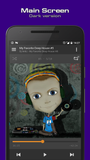 AIMP screenshot 2