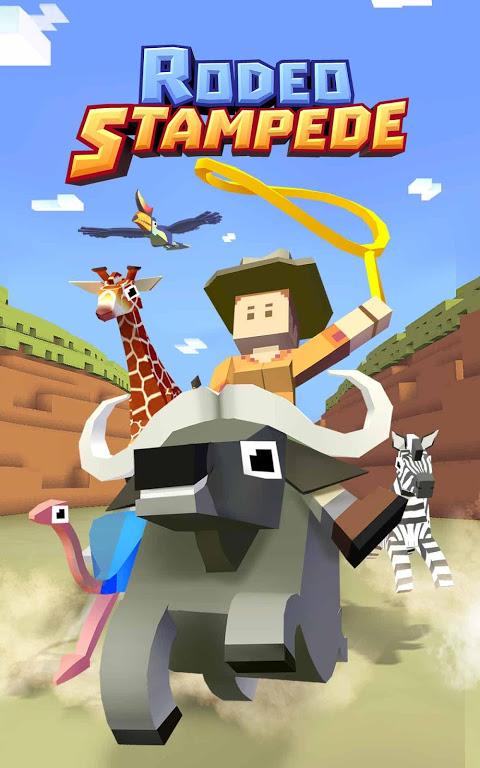 Rodeo Stampede: Sky Zoo Safari screenshot 1