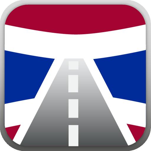Thailand Highway Traffic