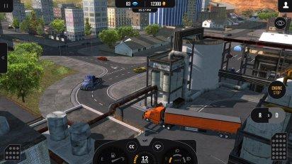 truck simulator pro 2 screenshot 13