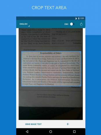 OCR Text Scanner pro : Convert an image to text 1 4 2