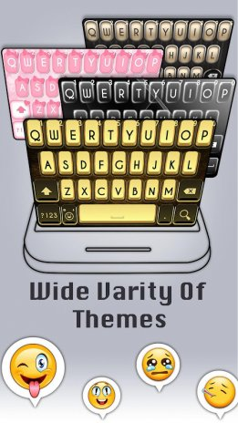 Smart Keyboard with HD Emoji 1 3 Download APK for Android - Aptoide