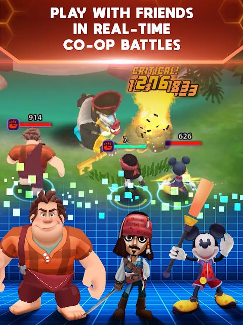 Disney Epic Quest screenshot 8