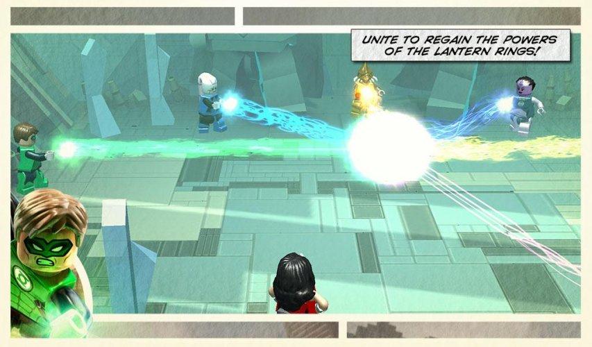 LEGO ® Batman: Beyond Gotham screenshot 15