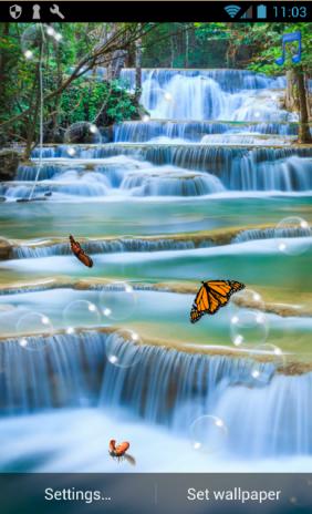 Waterfall Live Wallpaper 1.2 Download
