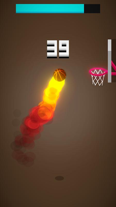 Dunk Hit screenshot 1