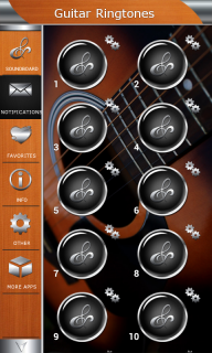 Guitar Ringtones screenshot 3
