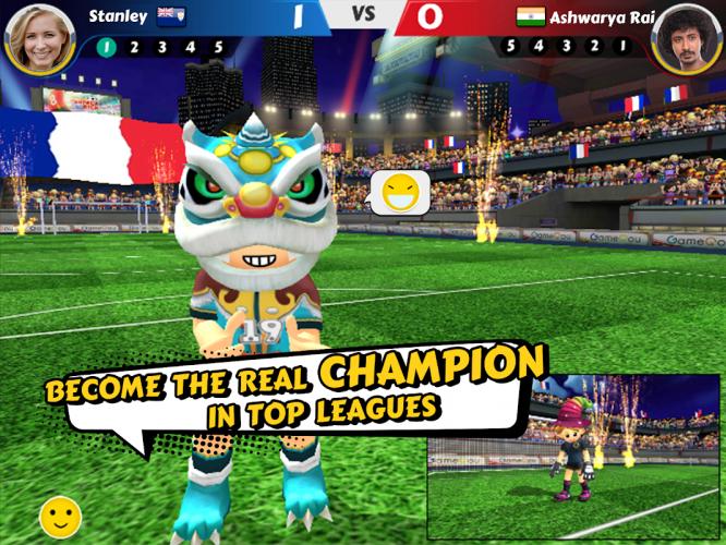 Perfect Kick 2 - Online football game screenshot 21