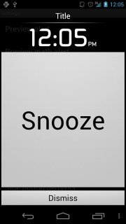 Alarm Clock Plus★ screenshot 2