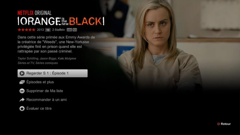 telecharger application netflix android