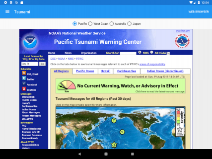 Earthquake Plus - Map, Info, Alerts & News screenshot 5