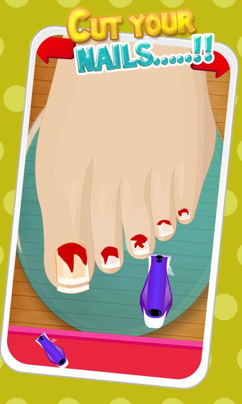 toe nails art salon 1 0 6 download android apk aptoide aptoide