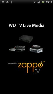 WD TV Live Media Player 0 92 7171WD Download APK for Android