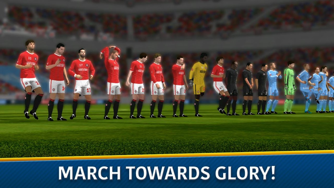 Dream League Soccer 2017 screenshot 4